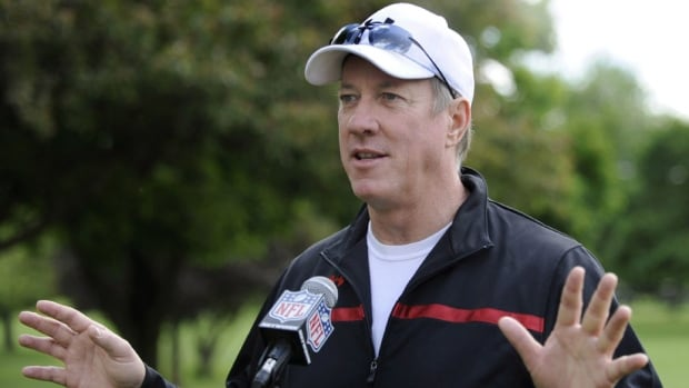 Hall of Fame quarterback Jim Kelly spent 11 seasons with the Buffalo Bills before retiring following the 1996 season.