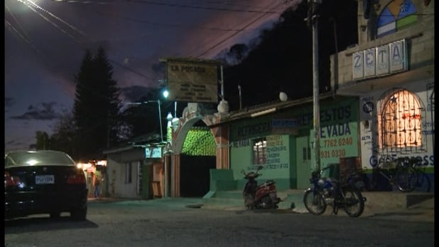 Three adults and six children of the Lev Tahor sect have been staying at this hotel in the tourist town of Panajachel, a few hours west of Guatemala City.