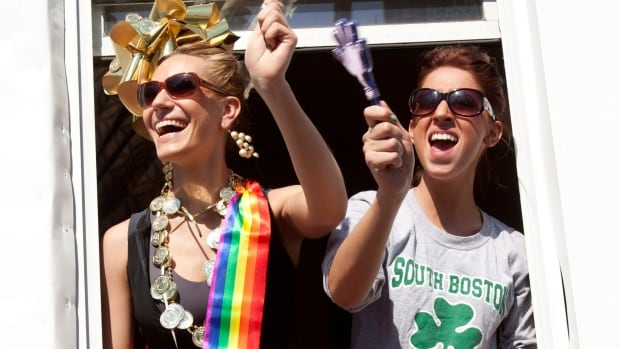 Sam Adams beer will not sponsor Boston's huge St. Patrick's Day parade