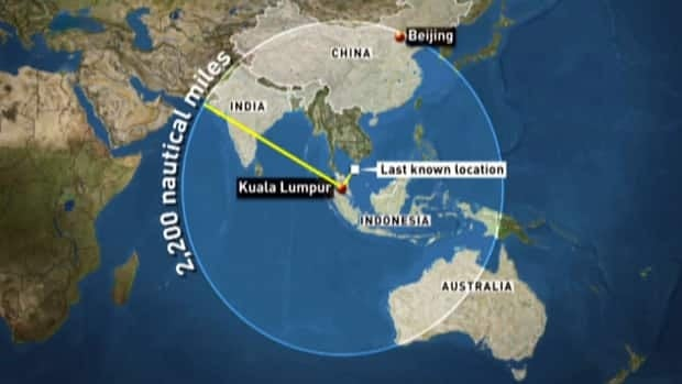 Aviation expert on Flight MH370 search