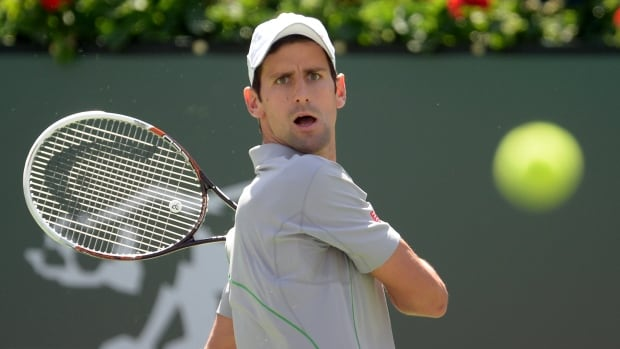 Novak Djokovic had won three straight times over Roger Federer before the Swiss Star beaten Djokovic two weeks ago in the semifinals at Dubai.