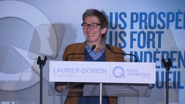 PQ candidate Louise Mailloux apologized Saturday for the offence she may have caused with her views on Jewish religious customs, but did not retract them.