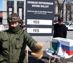 Crimea referendum Ottawa