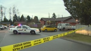 Surrey - Newton - targeted shooting - March 16, 2014 - 2