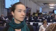 BCTF AGM in Vancouver - March 15, 2014 - Heidi Ravenel