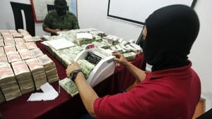 mexico drug cartel cash