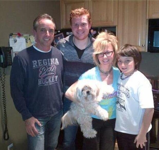 Kosior family in Regina  skpic