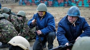 UKRAINE-CRISIS/MOBILISATION