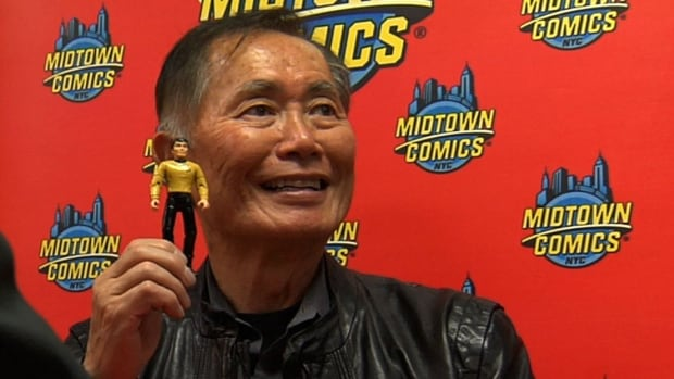 Star Trek actor and equal rights activist George Takei is expected to visit Toronto during 2014 Hot Docs film festival to discuss the documentary To Be Takei.