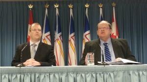 Steve Kent Tom Marshall Bill 29 review CBC