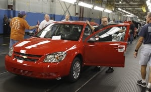 GM Production Increase