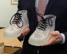 Trent Wotherspoon's budget shoes