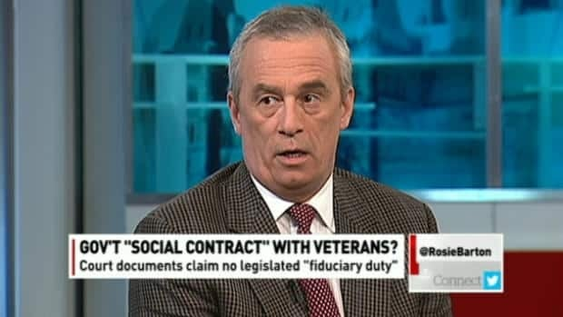Does government have social contract with veterans?