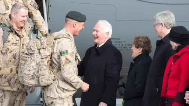 Last Canadian troops come home