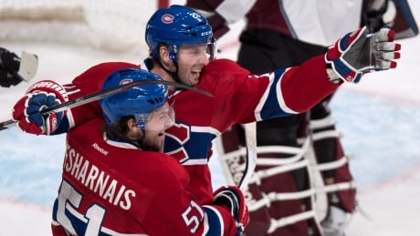 NHL Avalanche Canadiens Hockey 20140318