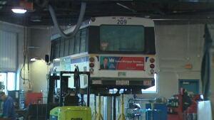 skpic bus repair regina
