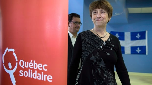 Quebec Solidaire, which has enshrined feminism in its party principles, has the highest number of female candidates in the 2014 election.
