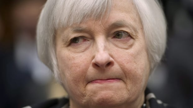 Federal Reserve chair Janet Yellen has said she'd like to see the U.S. unemployment rate move a little lower.