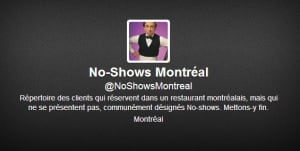 No Shows Montreal