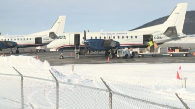 Costs for a flight from Wabush to St. John's can cost patients seeking medical treatment more than $1,000.