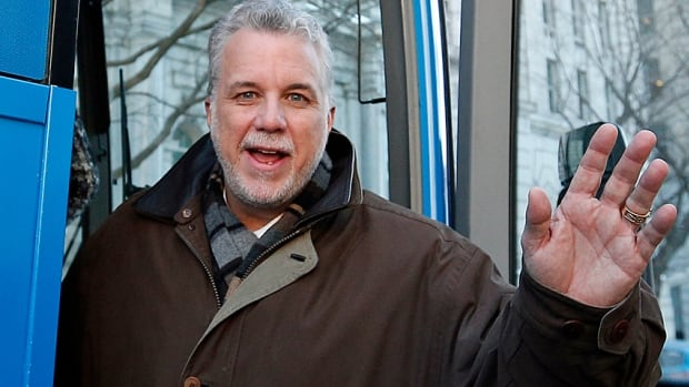 So who is this guy? Rookie Liberal Leader Philippe Couillard, a virtual unknown at the start of the race, finds himself leading in recent polls.
