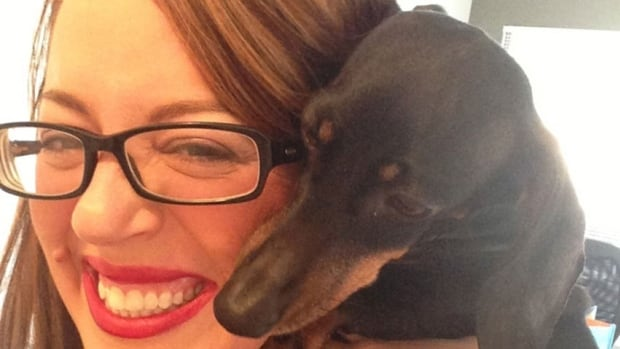 Pascale Lemire is overjoyed, although a little flabbergasted, at the success of her Dog Shaming website.