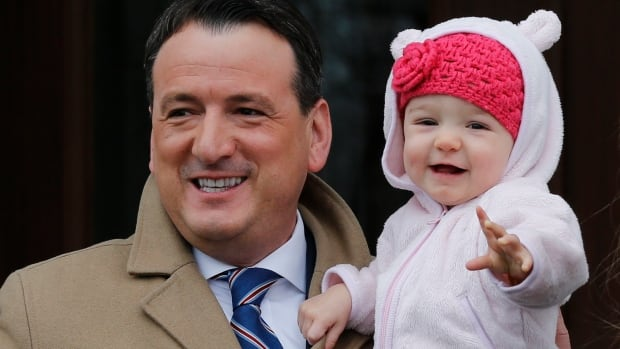 Greg Rickford, shown here after being sworn in as Natural Resources Minister on March 19, 2014, has a difficult portfolio that will require him to balance industry, environmental groups and First Nations.