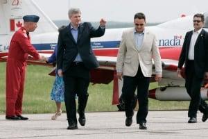 Harper and Rickford