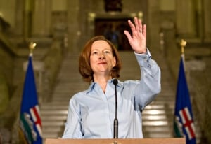 Alison Redford to resign as Alberta premier