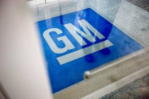 GM logo general motors
