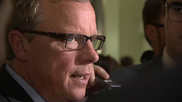 Brad Wall says he was surprised to hear Alberta Premier Alison Redford is stepping down.
