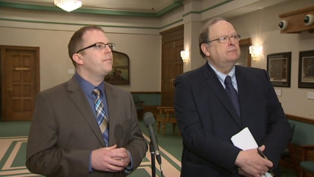 Public Engagement Minister Steve Kent and Premier Marshall announced details of a new open government initiative last Thursday.