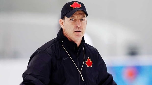 Kevin Dineen led Team Canada's women's squad to a gold medal at the 2014 Sochi Winter Olympics.