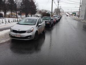 Saint John parking