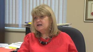 Carol Furlong NAPE president CBC
