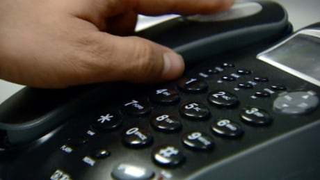 Wrong number: N.S. man takes calls from CBC listeners