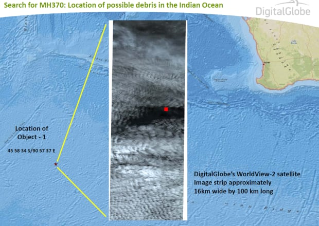 MH370-search-Indian Ocean