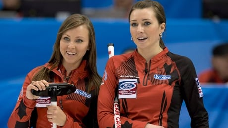 Canada, Switzerland to clash for women's world curling gold