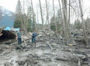 Snohomish mudslide - 7