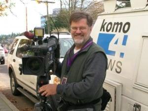 KOMO News Chopper Crash - Bill Strothman