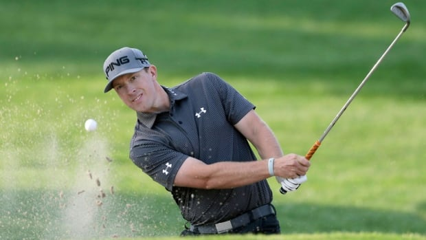 Hunter Mahan withdrew from the Arnold Palmer Invitational due to lower back soreness.