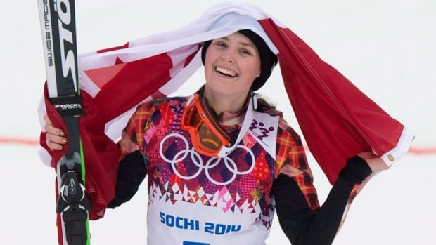 Canada's Marielle Thompson, shown here at the 2014 Winter Olympics, earned her second career ski cross Crystal Globe on Sunday.