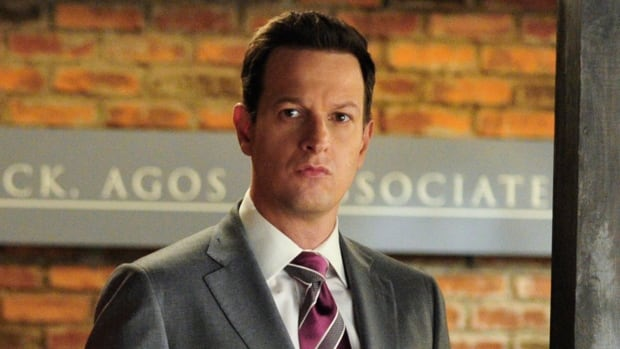 Josh Charles earned kudos, including a Golden Globe nomination, for his role in the legal drama The Good Wife.