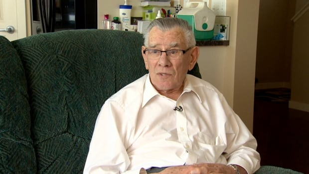 Vincent Treadgold used to live at the Medicine Tree Manor in High River before it was flooded.