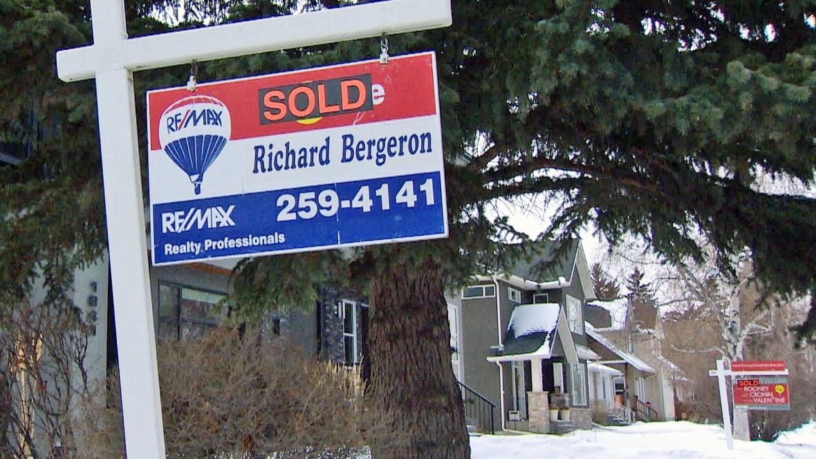 Calgary real estate nearing sellers market says report