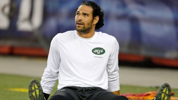Free agent quarterback Mark Sanchez missed all of last season with a shoulder injury.