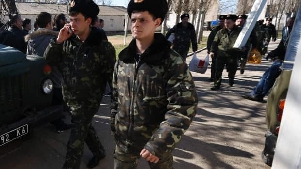 Ukraine-Russia border on edge