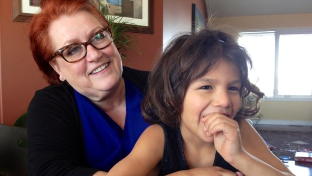 Fran Forsberg says her child, Renn, has identified as a girl since the youngster was three.