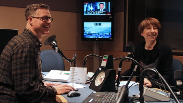 Québec Solidaire's Françoise David joined Daybreak host Mike Finnerty in studio for a one on one chat.
