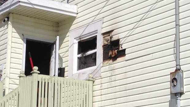A man died as a result of his injuries after a fire at a home on Torbay Road on Thursday.